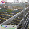 Estructura de acero del almacén aprobado resistente del Ce