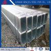 Heißes eingetauchtes galvanisiertes rechteckiges ERW Stahlrohr