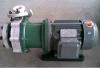 모형 No.: Cqb40-25-125f Cqb 자석 몬 펌프 산성 알칼리 소금물에 절이는 펌프