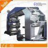 Impresora flexográfica de la película plástica del color del precio bajo 6