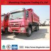De Vrachtwagen van de Stortplaats van de Kipper van Sinotruk HOWO met de Dieselmotor van 336 PK