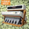 Het beste verkoopt de Nieuwste Model Grote Machine van de Sorteerder van de Kleur van de Bonen van de Koffie van de Pixel 5000+ van de Capaciteit 384channels RGB CCD