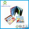 Libro de la tarjeta de los niños de la impresión de las ventas al por mayor