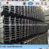 Viga de sección estándar del acero I del estruendo Ipe Ipeaa del En de Q235 Q345 GB para el edificio de la estructura de acero