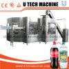 Ligne d'Embouteillage de boissons gazeuses de l'embouteillage de la machine