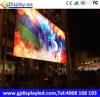 Visualización de LED de la publicidad al aire libre de Alemania P6