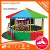 Kids Software Ocean Ball Pool com telhado e gabinete