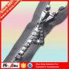글로벌 상표 10 년 Ningbo 모조 다이아몬드 지퍼
