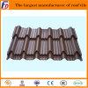 Горячая продажа строительных материалов цвета миниатюры Крыши с покрытием