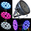 2015 новый дизайн 18X15W RGBWA 5в1 LED PAR лампа