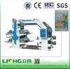 Ytb-4800 4colours 800mm Width Plastic Supermarket Bag Flexo Printing Equipment
