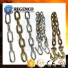 Морскими анкерная цепь цепи соединения оборудования G80 сваренная частями стальная короткая поднимаясь цепная