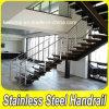 Cubierta Escalera Barandilla de acero inoxidable Barandilla Moderno