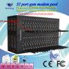 Бассеин модема набора карточки изменения IMEI самый лучший продавая Wavecom Fastrack 32 Port SIM поддержки