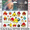De Sticker van de Tatoegering van de Kunst van het Lichaam van het beeldverhaal (cg066)