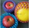 Fruta y verdura adaptable de la categoría alimenticia de la talla que empaqueta la red plástica del acoplamiento de la espuma de EPE
