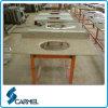 Küche Pre Cut Beige Granite Countertop für Projects