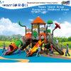 Equipamento ao ar livre HD-Tsg010 do jogo da corrediça da escola do campo de jogos das crianças