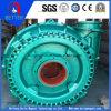 De op zwaar werk berekende Hoge Pompende Machine van de Dunne modder van de Mijnbouw van de Baggermachine van het Zand van het Chroom De steel verwijderende van voor de Mijnbouw van het Chroom