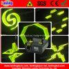 Disco Gordo-Beam DJ Light del laser del banquete de boda 3D de RGY
