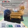 Marcação da energia verde ISO 30 - 560kw gerador de biogás