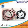 Asamblea de cable de desconexión rápida negra roja del harness del alambre