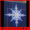 Luz do motivo do diodo emissor de luz da melhor estrela ao ar livre da decoração da qualidade 2D