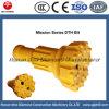 6  alto dígito binario de botón del carburo DTH de la perforación de roca de la presión de aire Mining/Hard