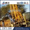 Plataforma de perforación rotatoria hidráulica rentable usar la bomba de fango y el compresor de aire