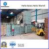 Automatische het In balen verpakken van Hellobaler Machine voor In bewaring gegeven Papierafval