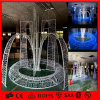 Decoration New Water Fountain Motif Light 옥외와 Holiday