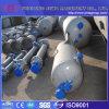 SaleのためのODM Service高低いPresssure HorizontalかVertical Stainless Steel Pressure Vessel/Storage Tank