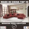 Modernes hölzernes Gewebe-Sofa des neuen Entwurfs-2017