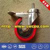Örtlich festgelegter Hochleistungsschwenker-Nylonplastikfußrolle/Rad