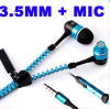 3.5mm Jack Earbuds Handsfree para o iPhone 5 5s