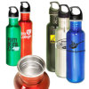 bottiglia di acqua di 500ml Stainless Steel Travel Bottle