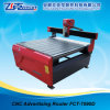 Router de publicidade do CNC para corte da chapa de alumínio