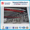 Planta de la estructura de acero del bajo costo