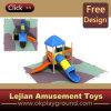 CE intéressants Enfants plastique en plein air Aire de jeux (X1281-2)