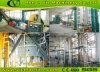 Gire la llave de proyecto 30TPD planta procesadora de aceite de salvado de arroz