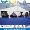 Tente en aluminium de PVC de blanc de la Clair-Envergure 20m pour la foire