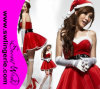 Sexy Natal santa traje T892