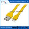Фги сертифицированных плоские Tange-Free молнии на USB-кабель для iPhone