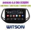 Witson 10,2 большой экран Android 6.0 DVD для Jeep Compass 2017