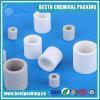 Resistência ao calor e ácido Anéis Inteligente/ Anel de Raschig Cerâmica reutilizáveis 25mm