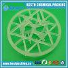 PPの化学タワーの満ちる媒体のためのプラスチック雪片のパッキングリング