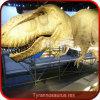 De Waterdichte Met de hand gemaakte Dinosaurus Animatronic van de simulator