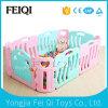 Omheining van de Stijl van het Kant van de Baby van Feiqi de Leuke Beschermende voor de Omheining van de Baby van de Verkoop