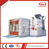 Cabina a base de agua del coche automotor del Ce de Guangli Gl-7/flotante auto de la pintura/cabina de aerosol de la pintura