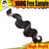 Le cheveu malaisien empaquette des revues, cheveu malaisien 4 paquets